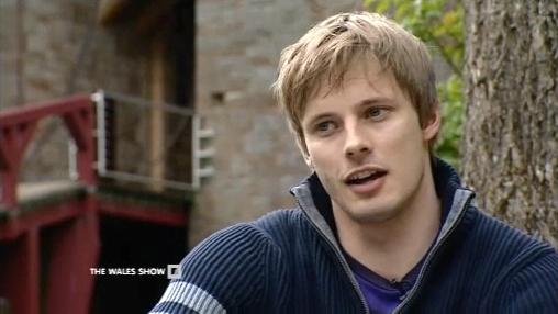 BradleyJames_WalesShow_1
