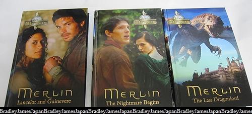 『Merlin/魔術師マーリン』シリーズ2、第3話・第4話・第12話・第13話の洋書