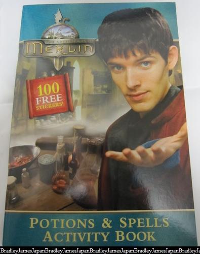 Merlin_spellbook