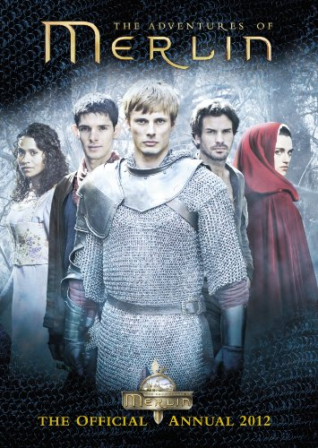 TheOfficialMerlinAnual2012